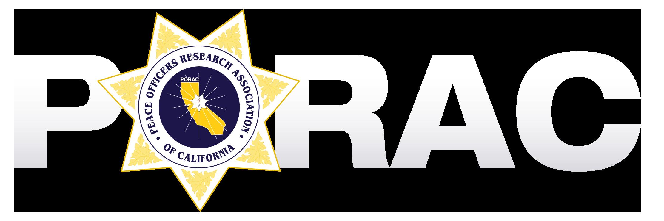 PORAC Logo